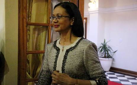 FILE: Minister of Energy Tina Joemat-Pettersson. Picture: EWN.
