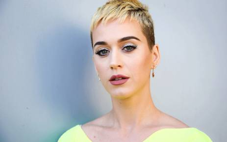 FILE: Katy Perry. Picture: AFP.