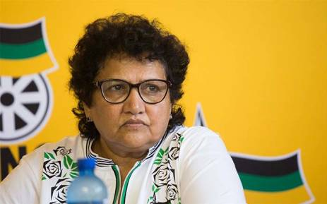 FILE: ANC deputy secretary-general Jessie Duarte. Picture: Christa van der Walt/EWN