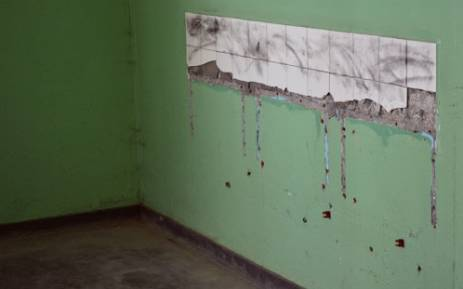 FILE: Toilets at Beacon Hill Secondary School where intruders ripped basins from the wall. Picture: Aletta Gardner/EWN.