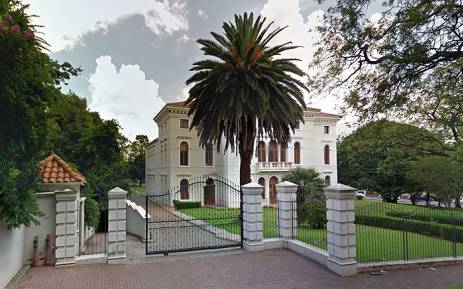 The office building on Shelbourne Road in Parktown where the Helen Suzman Foundation is located. Picture: Google Earth