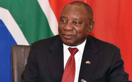 Cyril Ramaphosa. Picture: GCIS.