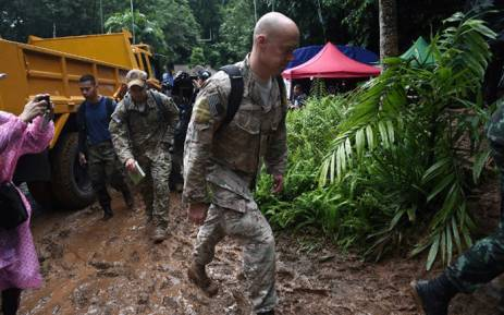 US, UK Teams Join Search for 13 Missing in Cave