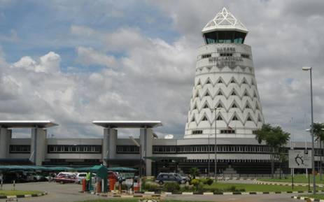 FILE: Harare International Airport. Picture: Google Earth/Alexander Lapshin/Panaramio