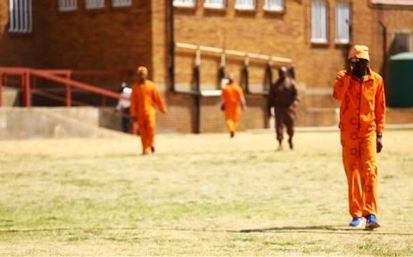 Generic of Prison.  Sthembiso Zulu/EWN