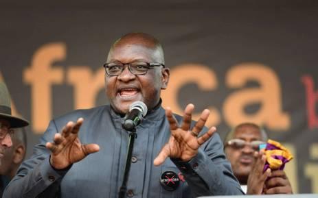 FILE: Gauteng Premier David Makhura. Picture: GCIS.