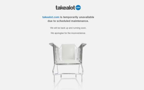 A screengrab of the Takealot website on 24 November 2017.