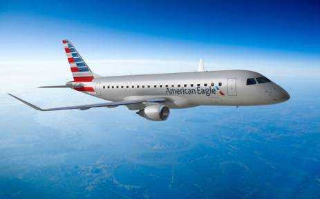An American Airlines Embraer 175. Picture: www.aa.com