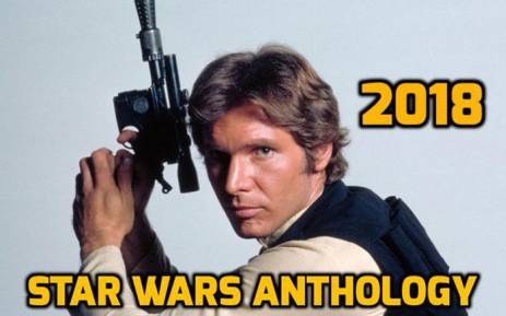 FILE: Star Wars Anthology, Han Solo. Picture: @StarWars2018/Twitter