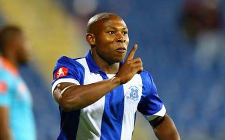 Maritzburg United midfielder Mondli Cele who passed away in a car crash on Saturday 16 January 2016. Picture: Bidvest Wits Facebook official page.