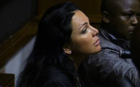 FILE: Katerina Krejcirova testifying in the Palm Ridge Magistrates Court on 2 December 2013. Picture: Christa Van der Walt/EWN.