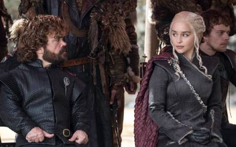 A scene from the seventh season finale of 'Game of Thrones'. Picture: HBO
