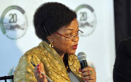 Speaker of the National Assembly, Baleka Mbete. Picture: GCIS.
