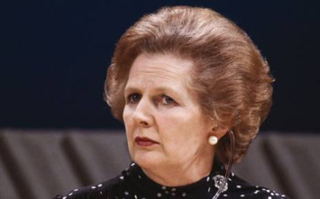 Britain's former Prime Minister Margaret Thatcher died at the age of 87 on 8 April, 2013. Picture: AFP.