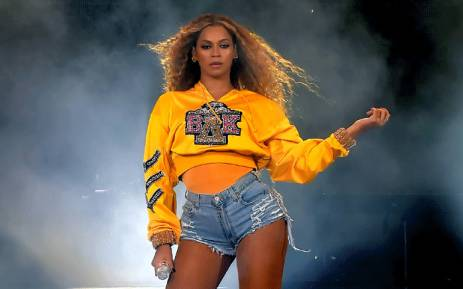 Beyonce Knowles performs onstage during 2018 Coachella Valley Music And Arts Festival Weekend 1 at the Empire Polo Field on 14 April 2018 in Indio, California. Picture: Getty Images for Coachella /AFP