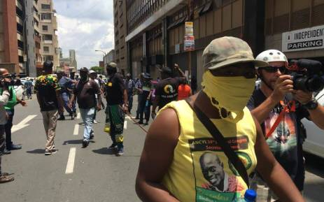 ANC official suspended for beating woman