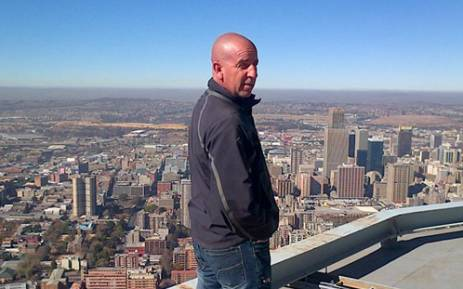 Veteran cameraman Dudley Saunders died after being hit by a train while filming in Soweto. Picture: Facebook.