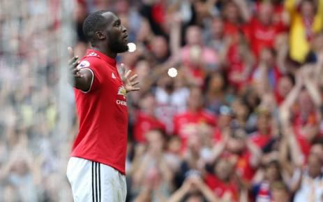Manchester United striker, Romelu Lukaku. Picture: Facebook.