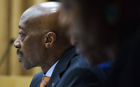FILE: South African Revenue Service Commissioner Tom Moyane. Picture Sethembiso Zulu/EWN.
