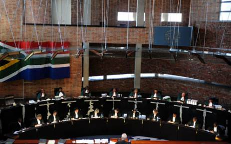 The Constitutional Court in Johannesburg. Picture: Eyewitness News