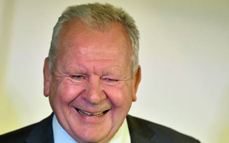 This file photo taken on 14 September 2015 shows chairman of the Rugby Football Union (RFU), Bill Beaumont. Former England captain Bill Beaumont was on 11 May 2016 elected chairman of World Rugby and vowed to strengthen the game around the world and increase player protection. Picture: AFP/GABRIEL BOUYS