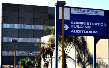 FILE: Two cases were identified at the Charlotte Maxeke Academic Hospital, while the other two were picked up at Edenvale Hospital. Picture: EWN.