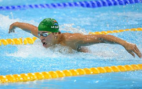 Le Clos smashes Commonwealth Games record on way to butterfly gold
