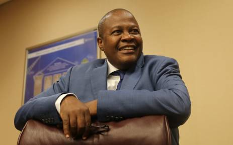 'Brian Molefe has never been to branch meetings'