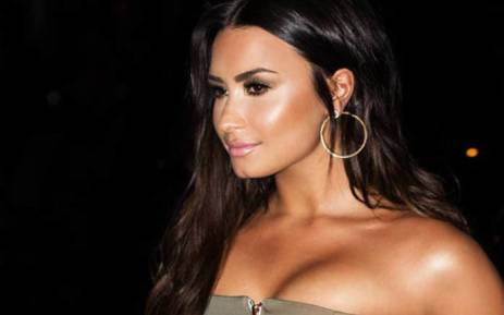 Demi Lovato. Picture: @ddlovato/Instagram
