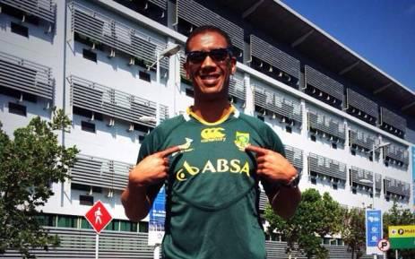 FILE: Former Springbok and SuperSport analyst Ashwin Willemse. Picture: Facebook.com.