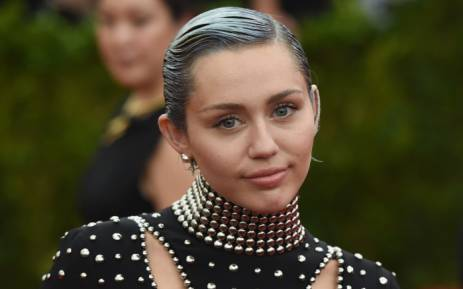 Acclaimed movie writer-director Woody Allen is turning his attention to the small screen, with a new streaming television series for Amazon starring pop star Miley Cyrus. Picture: AFP.