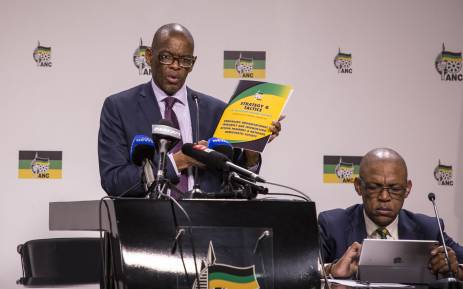 FILE: ANC secretary-general Ace Magashule. Picture: Ihsaan Haffejee/EWN