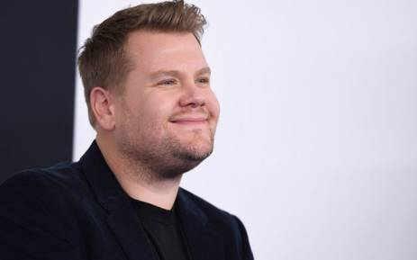 James Corden attends the Turner Upfront 2017 at The Theater at Madison Square Garden on May 17, 2017 in New York City. Picture: AFP.