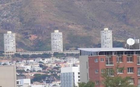 FILE: Part of Cape Town's city centre. Picture: EWN