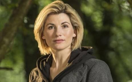 British actress Jodie Whittaker. Picture: @BBC/Twitter