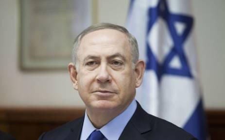 FILE: Israeli Prime Minister Benjamin Netanyahu. Picture: AFP.