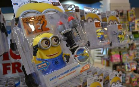 Despicable Me Minion Mayhem opens at the Hollywood adventure park on Saturday.