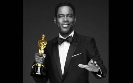 2016 Oscars host Chris Rock. Picture: Facebook.