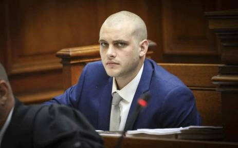 FILE: Henri van Breda in the Western Cape High Court on 12 February 2018. Picture: Cindy Archillies/EWN