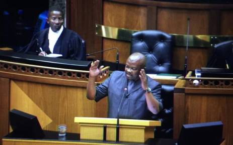 There's 'unanimity' among ANC MPs on no confidence vote - Malema