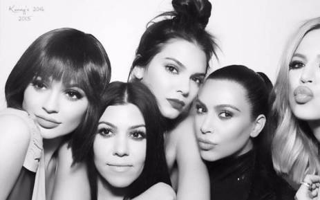 'Keeping Up With the Kardashians' cast. Picture: @kuwtk/Instagram.