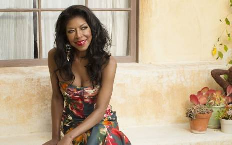 US singer, Natalie Cole. Picture: Facebook.