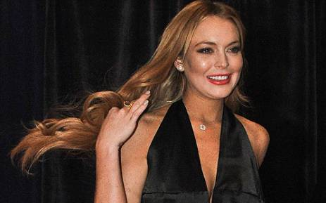 A Los Angeles judge refused on Friday to dismiss the reckless driving and obstruction case against Lindsay Lohan, meaning she will stand trial in March. Picture: AFP