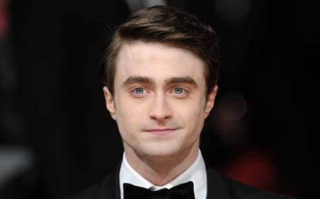 British actor Daniel Radcliffe poses on the red carpet arriving at the BAFTA British Academy Film Awards at the Royal Opera House in London on February 12, 2012. Picture: AFP