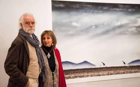 Dereck and Beverley Joubert. Picture: Facebook.com