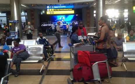 FILE: Stats SA says while the weakening rand might have an effect on the amount of travellers across borders in the months to come, the new visa regulations have not had a drastic negative affect. Picture: Govan Whittles/EWN.