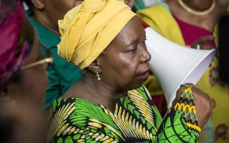 FILE: African National Congress presidential Hopeful Nkosazana Dlamini-Zuma. Picture: Reinart Toerien/EWN
