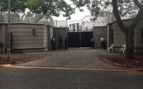 Authorities raid Gupta compound in Johannesburg