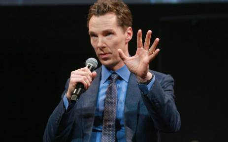 Actor Benedict Cumberbatch rescues cyclist from muggers in London