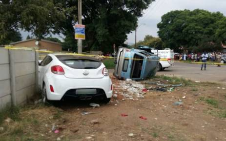 Truck driver hit and killed by passing truck in Olifantsfontein — NEWSFLASH